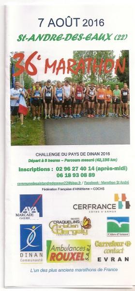 Marathon Saint-André des Eaux